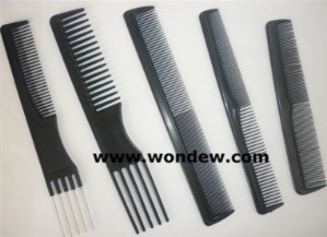 Plastic Combs Hair Brush