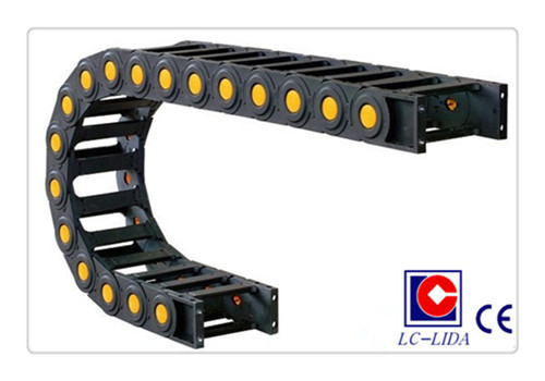 Plastic Drag Chain Cable Carrier