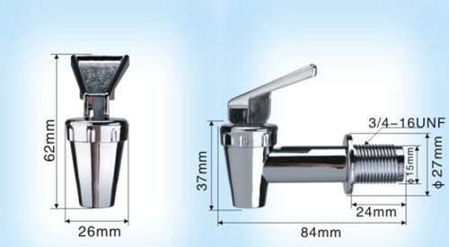 Plastic Facuet Water Taps For Dispenser Spigot Drink