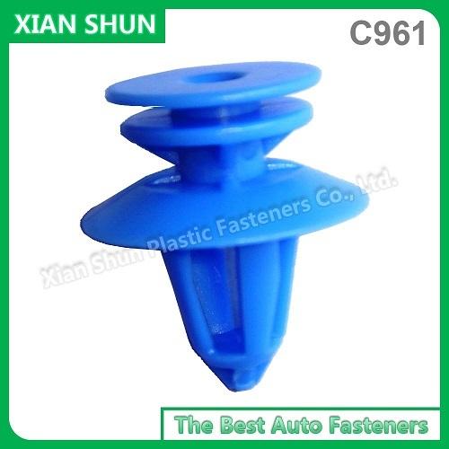 Plastic Fastener Selection For Automobile