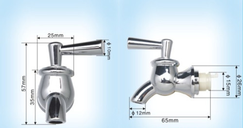 Plastic Faucet For Drink Dispenser Sp Ws 3 Water Spigot