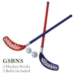 Plastic Field Hockey Stick Set For Kids Training