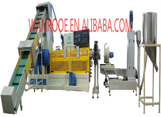 Plastic Film Pelletizing Line
