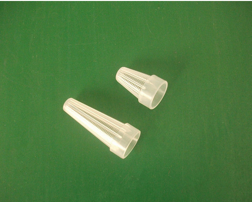 Plastic Filter Medical Injection Molding 4 Cavity Direct Gate