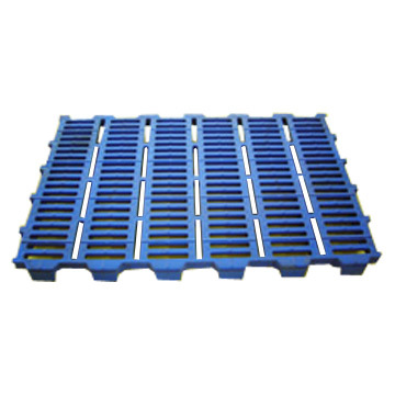Plastic Floor Of Pig Equipment