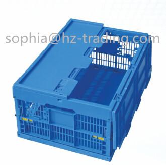 Plastic Folding Basket S