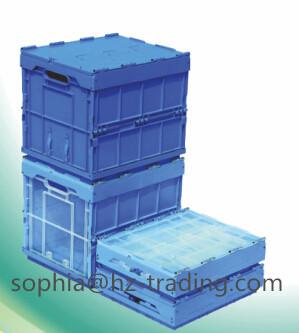 Plastic Folding Carton Or Box Crate 400