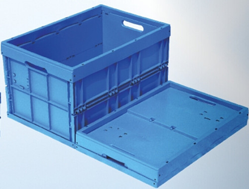 Plastic Folding Crate Or Box Carton 600