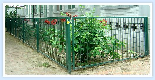 Plastic Garden Mesh Netting Fence