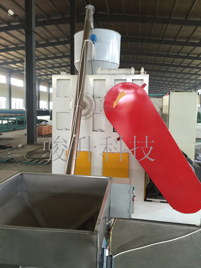 Plastic Geocell Production Line