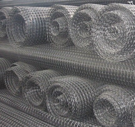 Plastic Geogrid For Mining