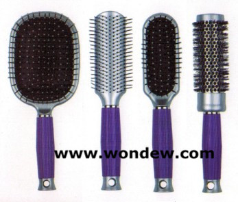 Plastic Hair Brush Comb Brushes Professional Combs