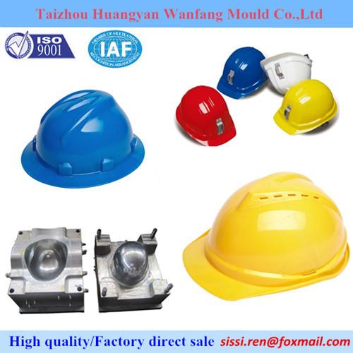 Plastic Industrial Safety Helmet Mould Safe Mold
