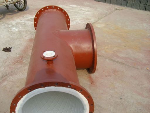 Plastic Lined Pipe For Anti Corrision
