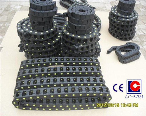 Plastic Load Bearing Cable Carrier Chain