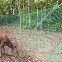 Plastic Mesh Deer Fence Netting