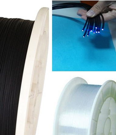 Plastic Optics Cable For Illumination