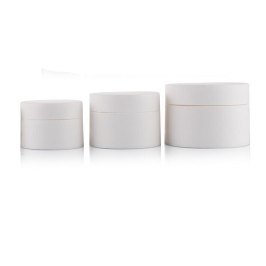 Plastic Pp Cosmetic Jar For Skin Care Hair Facial Mask 30g