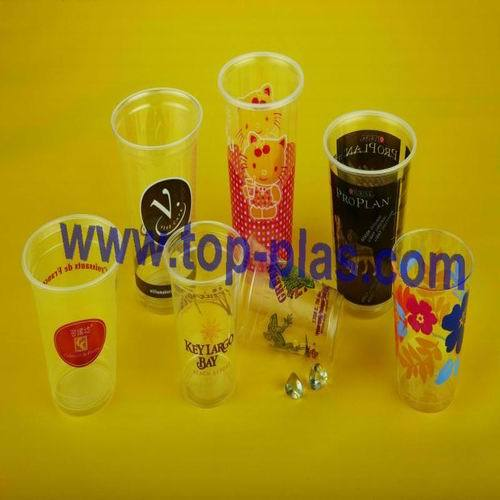 Plastic Printing Cup