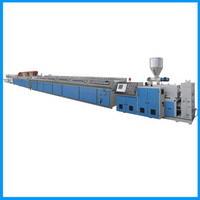 Plastic Profile Extrusion Line Production Extruder