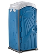 Plastic Roto Mold Portable Toilet