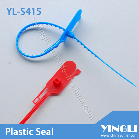 Plastic Seals With Double Locking Set Yl S415