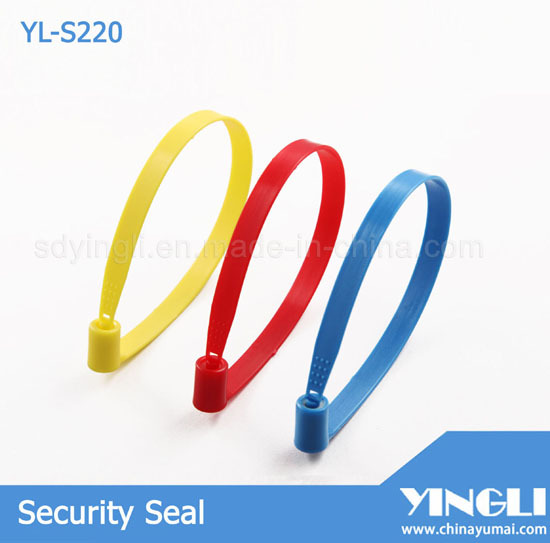 Plastic Security Seal Yl S220