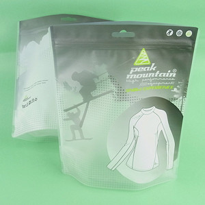 Plastic Stand Up Pouch Bags