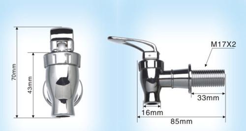Plastic Water Spigot Sp Ws Spigot1