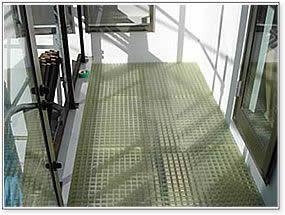 Platform Grating Hongsheng Steel Factory