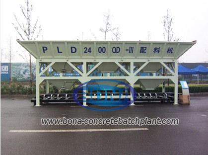 Pld2400 Concrete Batching Plant