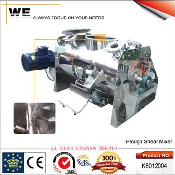 Plough Shear Mixer For Food Making
