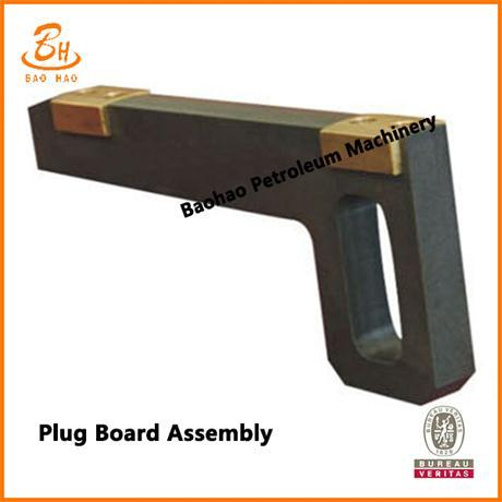 Plug Board Assembly For Oil Drilling Mud Pump Parts