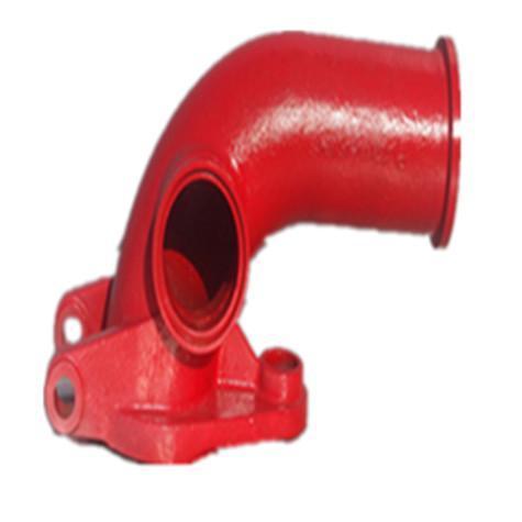 Pm Concrete Pump No 1 Elbow Flat