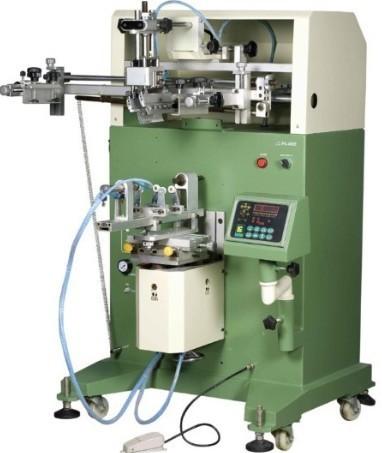 Pneumatic Cylinder Screen Printer