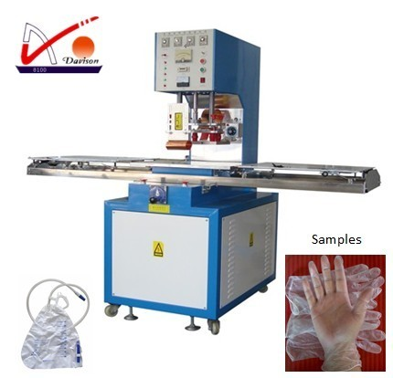 Pneumatic Slide Table High Frequency Welding Machine