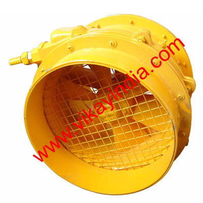 Pneumatic Ventilation Fan