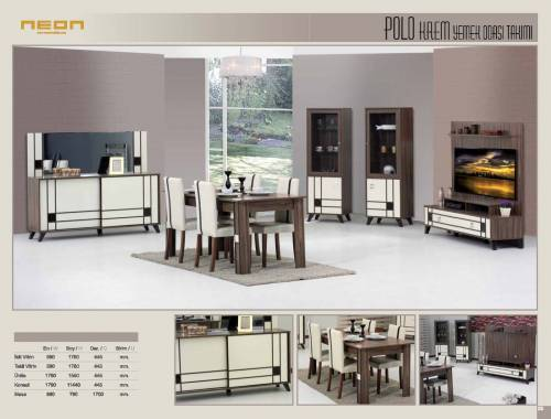 Polo Dining Room Set Home Furniture