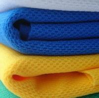 Polyester Bird Eye Clothing Fabric China Supplier