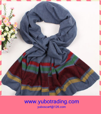 Polyester Scarf Yb0046 16colors