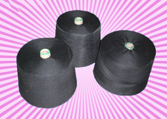 Polyester Spun Yarn Z And S Twist For Making Sewing Thread