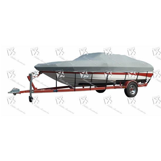 Polyester Sun Pro Boat Cover