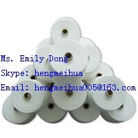 Polyester Viscose Yarn 32s T R Blended 35 65