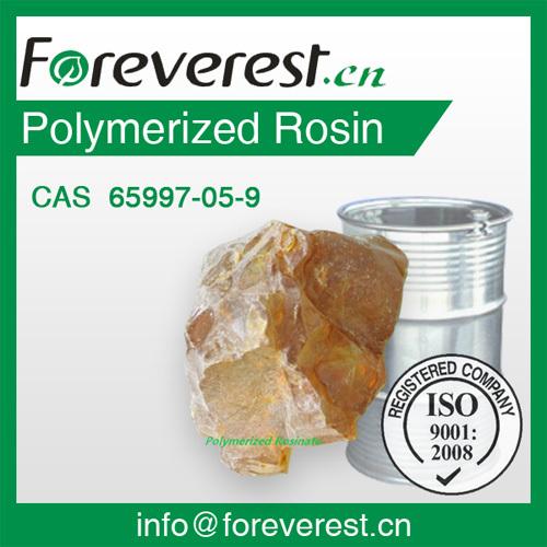 Polymerized Rosin Cas 65997 05 9 Foreverest