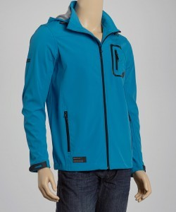 Polyster Hooded Jacket