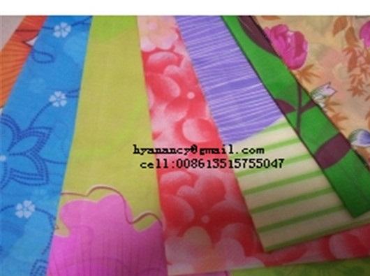 Pongee Use For Spring Net Sponge Foam Mattrss Bedding Quilt Fabric
