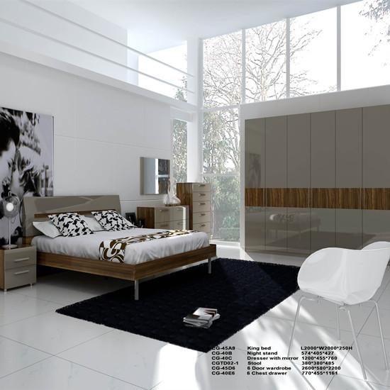 Popular Bedroom Set Manufacture