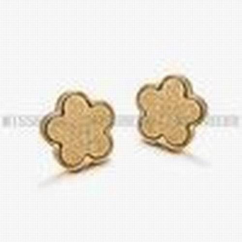 Popular Flower Jewelry Rhinestone Stud Earring