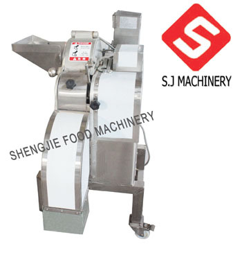 Popular Vegetable Dicing Machine Chilli Dicer Pepper Onion Snake Butter Cub