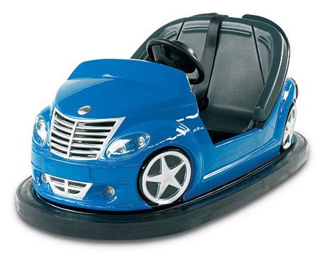 Porsche Design Bumper Cars